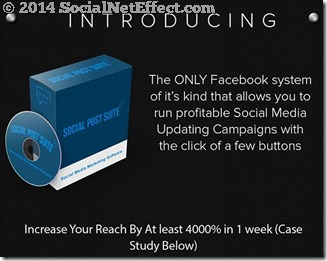 social post suite Social Media Marketing Toolsuite